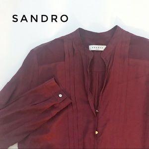 Sandro top, size ~M (3)